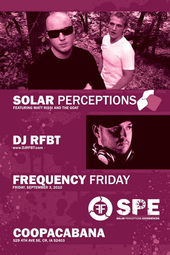 Frequency Fridays - September 2010